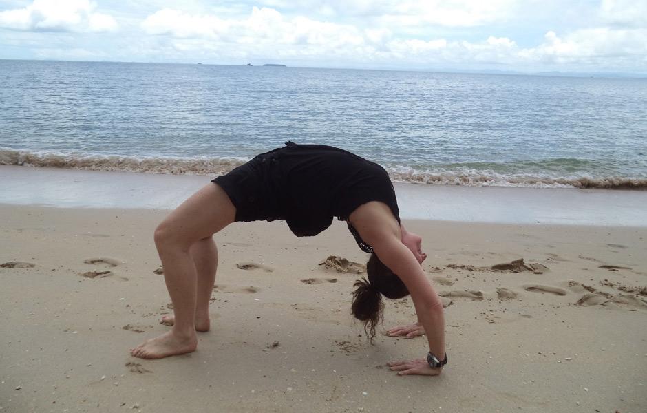 Brug-yoga